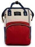 Красный рюкзак Angelo Bianco в категории Женское/Рюкзаки женские/Женские рюкзаки из ткани. Вид 1