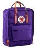 Фиолетовый рюкзак Kanken в категории Детское/Школьные рюкзаки/Школьные рюкзаки для подростков. Вид 2
