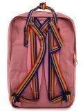 Розовый рюкзак Kanken в категории Детское/Школьные рюкзаки/Школьные рюкзаки для подростков. Вид 4