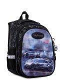 Чёрный рюкзак SkyName в категории Детское/Школьные ранцы/Ранцы для мальчиков. Вид 2