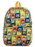 Жёлтый рюкзак Angelo Bianco в категории Детское/Школьные рюкзаки/Школьные рюкзаки для подростков. Вид 1