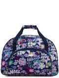 Голубая дорожная сумка Lbags в категории Женское/Сумки дорожные женские. Вид 1