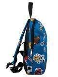 Синий рюкзак ЗФТС в категории Детское/Детские сумочки. Вид 3
