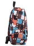 Коричневый рюкзак Angelo Bianco в категории Детское/Школьные рюкзаки/Школьные рюкзаки для подростков. Вид 3