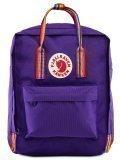 Фиолетовый рюкзак Kanken в категории Детское/Школьные рюкзаки/Школьные рюкзаки для подростков. Вид 1