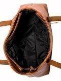 Рыжая сумка классическая S.Lavia. Вид 5 миниатюра.