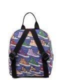 Голубой рюкзак S.Lavia в категории Детское/Детские сумочки/Сумки для девочек. Вид 4