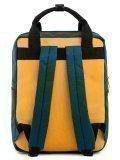 Голубой рюкзак S.Lavia в категории Детское/Школьные рюкзаки/Школьные рюкзаки для подростков. Вид 4