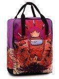 Сиреневый рюкзак Angelo Bianco в категории Детское/Школьные рюкзаки/Школьные рюкзаки для подростков. Вид 2
