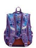 Фиолетовый рюкзак SkyName в категории Детское/Рюкзаки для детей/Рюкзаки для первоклашек. Вид 4