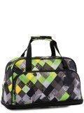 Зелёная дорожная сумка Lbags в категории Женское/Сумки дорожные женские. Вид 2