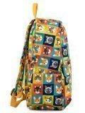Жёлтый рюкзак Angelo Bianco в категории Детское/Школьные рюкзаки/Школьные рюкзаки для подростков. Вид 3