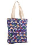 Голубой шоппер S.Lavia в категории Женское/Сумки женские/Женские летние сумки. Вид 2