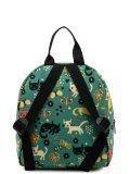 Зелёный рюкзак S.Lavia в категории Детское/Детские сумочки/Сумки для девочек. Вид 4
