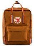 Рыжий рюкзак Kanken в категории Детское/Школьные рюкзаки/Школьные рюкзаки для подростков. Вид 1