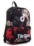 Красный рюкзак Angelo Bianco в категории Детское/Школьные рюкзаки/Школьные рюкзаки для подростков. Вид 2