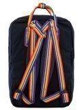 Синий рюкзак Kanken в категории Детское/Школьные рюкзаки/Школьные рюкзаки для подростков. Вид 4