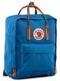 Голубой рюкзак Kanken в категории Детское/Школьные рюкзаки/Школьные рюкзаки для подростков. Вид 2