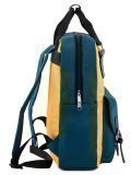 Голубой рюкзак S.Lavia в категории Детское/Школьные рюкзаки/Школьные рюкзаки для подростков. Вид 3