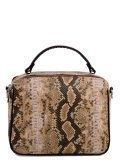 Коричневая сумка планшет S.Lavia в категории Женское/Сумки женские/Маленькие сумки. Вид 1