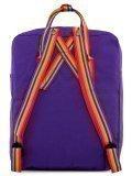 Фиолетовый рюкзак Kanken в категории Детское/Школьные рюкзаки/Школьные рюкзаки для подростков. Вид 4