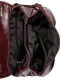 Бордовый портфель S.Lavia. Вид 5 миниатюра.