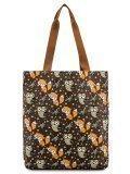 Коричневый шоппер S.Lavia в категории Женское/Сумки женские/Женские летние сумки. Вид 1
