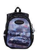 Чёрный рюкзак SkyName в категории Детское/Школьные ранцы/Ранцы для мальчиков. Вид 1