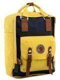 Синий рюкзак Kanken в категории Детское/Школьные рюкзаки/Школьные рюкзаки для подростков. Вид 2
