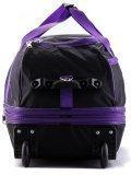 Чёрный чемодан Lbags в категории Мужское/Сумки дорожные мужские/Сумки на колесах. Вид 3