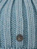 Голубая шапка Gracia в категории Женское/Аксессуары женские/Головные уборы женские. Вид 2