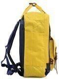 Синий рюкзак Kanken в категории Детское/Школьные рюкзаки/Школьные рюкзаки для подростков. Вид 3