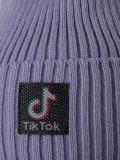 Фиолетовая шапка Fashion Style в категории Женское/Аксессуары женские/Головные уборы женские. Вид 2
