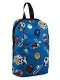 Синий рюкзак ЗФТС в категории Детское/Детские сумочки. Вид 2