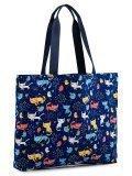 Синий шоппер S.Lavia в категории Женское/Сумки женские/Женские летние сумки. Вид 2