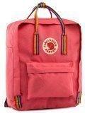 Розовый рюкзак Kanken в категории Детское/Школьные рюкзаки/Школьные рюкзаки для подростков. Вид 2