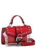 Красный портфель Angelo Bianco в категории Женское/Сумки женские/Сумки женские молодежные. Вид 2