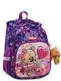 Фиолетовый рюкзак SkyName в категории Детское/Рюкзаки для детей/Рюкзаки для первоклашек. Вид 2