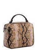 Коричневая сумка планшет S.Lavia в категории Женское/Сумки женские/Маленькие сумки. Вид 2