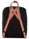 Чёрный рюкзак Kanken в категории Детское/Школьные рюкзаки/Школьные рюкзаки для подростков. Вид 4