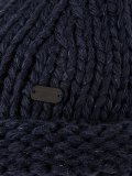 Синяя шапка Gracia в категории Женское/Аксессуары женские/Головные уборы женские. Вид 2