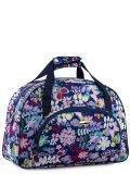 Голубая дорожная сумка Lbags в категории Женское/Сумки дорожные женские. Вид 2