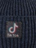 Синяя шапка Fashion Style в категории Женское/Аксессуары женские/Головные уборы женские. Вид 2