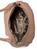 Бежевая сумка планшет S.Lavia. Вид 5 миниатюра.