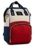 Красный рюкзак Angelo Bianco в категории Женское/Рюкзаки женские/Женские рюкзаки из ткани. Вид 2
