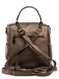 Бронзовый рюкзак Angelo Bianco в категории Женское/Рюкзаки женские/Сумки-рюкзаки женские. Вид 4