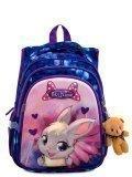 Синий рюкзак SkyName в категории Детское/Рюкзаки для детей/Рюкзаки для первоклашек. Вид 1