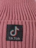 Розовая шапка Fashion Style в категории Женское/Аксессуары женские/Головные уборы женские. Вид 2