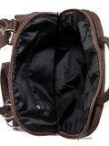 Коричневый рюкзак S.Lavia. Вид 5 миниатюра.