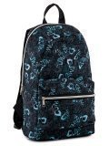 Синий рюкзак S.Lavia в категории Детское/Школьные рюкзаки/Школьные рюкзаки для подростков. Вид 2